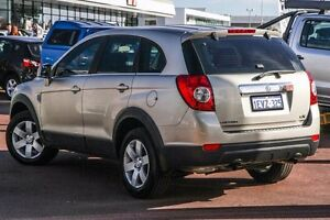 2007 Holden Captiva CG CX AWD Gold 5 Speed Sports Automatic Wagon Wilson Canning Area Preview