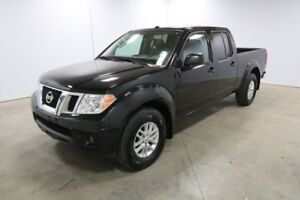 2017 Nissan Frontier 4WD CREWCAB SV TECH Heated Seats,  Sunroof,