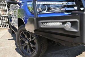 2016 Toyota Hilux GUN126R SR5 (4x4) Blue 6 Speed Automatic Dual Cab Utility Mosman Mosman Area Preview