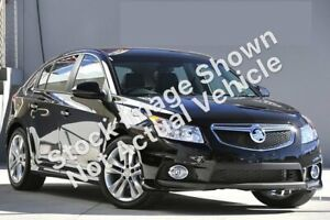 2013 Holden Cruze JH Series II MY14 SRi-V Orange 6 Speed Sports Automatic Hatchback Maidstone Maribyrnong Area Preview