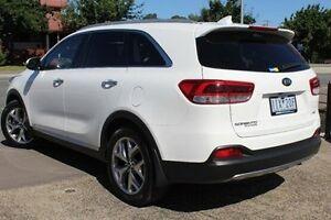 2016 Kia Sorento UM MY16 Platinum AWD White 6 Speed Sports Automatic Wagon Berwick Casey Area Preview