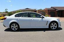 2015 Holden Commodore  White Sports Automatic Sedan Nailsworth Prospect Area Preview
