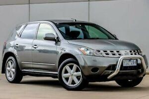 2007 Nissan Murano Z50 ST Grey 6 Speed Constant Variable Wagon Pakenham Cardinia Area Preview