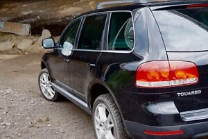 VUS DE LUXE! Volkswagen Touareg V6 Vente Rapide
