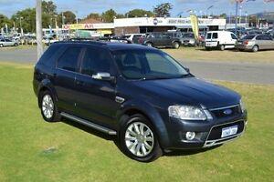 2010 Ford Territory SY Mkii Ghia (4x4) Edge 6 Speed Auto Seq Sportshift Wagon Maddington Gosnells Area Preview