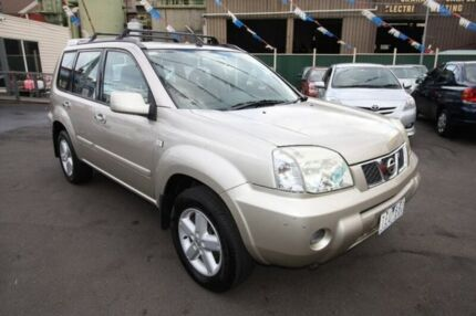 2004 Nissan X-Trail T30 II TI Gold 4 Speed Automatic Wagon Kingsville Maribyrnong Area Preview