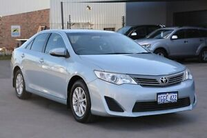 2013 Toyota Camry ASV50R Altise Arctic Frost 6 Speed Automatic Sedan Welshpool Canning Area Preview