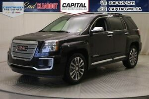 2017 GMC Terrain Denali AWD*LEATHER*SUNROOF*