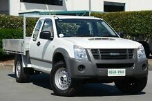 2010 Isuzu D-MAX MY10 SX Space Cab Alpine White 5 Speed Manual Cab Chassis Acacia Ridge Brisbane South West Preview