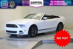 2014 Ford Mustang V6 Premium Convertible*Auto-Leather*