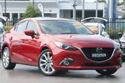 2014 Mazda 3 BM5238 SP25 SKYACTIV-Drive Astina Red 6 Speed Sports Automatic Sedan Penrith Penrith Area Preview
