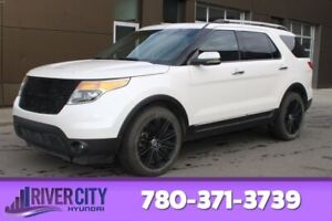 2012 Ford Explorer AWD LIMITED Navigation (GPS),  Leather,  Heat