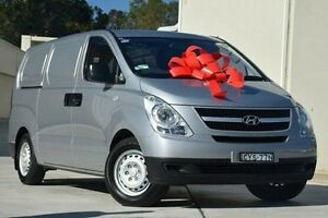 2015 Hyundai iLOAD TQ2-V MY15 Grey 5 Speed Automatic Van Pennant Hills Hornsby Area Preview