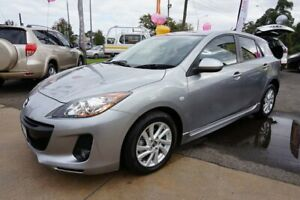 2013 Mazda 3 BL10F2 MY13 Maxx Activematic Sport Graphite 5 Speed Sports Automatic Hatchback