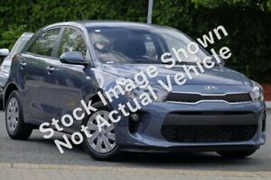 2018 Kia Rio YB MY18 S Smoke Blue 4 Speed Sports Automatic Hatchback Albion Park Rail Shellharbour Area Preview