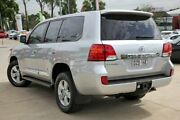 2015 Toyota Landcruiser VDJ200R MY13 Sahara Silver 6 Speed Sports Automatic Wagon Castle Hill The Hills District Preview