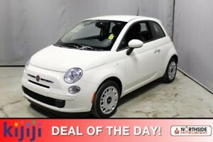 2017 FIAT 500 POP Heated Seats,  Back-up Cam,  Bluetooth,  A/C,