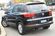 2012 Volkswagen Tiguan 5N MY12.5 132TSI Tiptronic 4MOTION Pacific Black 6 Speed Sports Automatic Willagee Melville Area Preview