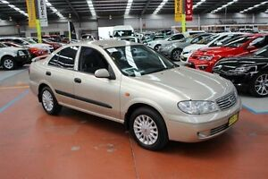 2004 Nissan Pulsar N16 S2 ST Gold 4 Speed Automatic Sedan Maryville Newcastle Area Preview