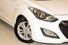 2013 Hyundai i30 GD Active Tourer White 6 Speed Sports Automatic Wagon Edgewater Joondalup Area Preview