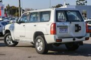 2011 Nissan Patrol GU 7 MY10 ST White 4 Speed Automatic Wagon Cannington Canning Area Preview