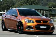 2017 Holden Special Vehicles Clubsport GEN-F2 MY17 R8 LSA Orange 6 Speed Manual Sedan West Gosford Gosford Area Preview