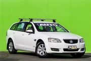 2013 Holden Commodore VE II MY12.5 Omega Sportwagon Heron White 6 Speed Sports Automatic Wagon Ringwood East Maroondah Area Preview