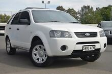 2007 Ford Territory SY TX White 4 Speed Sports Automatic Wagon Nailsworth Prospect Area Preview