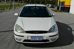 2004 Ford Focus CL GREAT 1st CAR White 5 Speed Manual Sedan East Rockingham Rockingham Area Preview