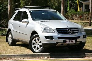 2006 Mercedes-Benz ML320 CDI W164 Luxury Silver 7 Speed Sports Automatic Wagon Yeerongpilly Brisbane South West Preview
