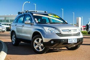 2008 Honda CR-V RE MY2007 Sport 4WD Silver 5 Speed Automatic Wagon East Rockingham Rockingham Area Preview