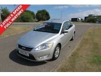 FORD MONDEO 2.0 ZETEC TDCI,2010,Alloys,Air Con,Cruise Control,6 Speed,Full Service History,53mpg