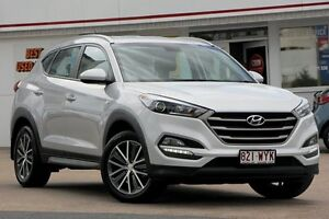 2015 Hyundai Tucson TL Active X 2WD Metallic Silver 6 Speed Sports Automatic Wagon Woolloongabba Brisbane South West Preview