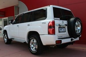 2012 Nissan Patrol Y61 GU 8 ST White 4 Speed Automatic Wagon Dandenong Greater Dandenong Preview