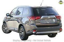 2016 Mitsubishi Outlander ZK MY16 Exceed (4x4) Ironbark Continuous Variable Wagon Wilson Canning Area Preview