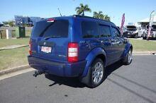 2010 Dodge Nitro  Blue Automatic Mount Pleasant Mackay City Preview