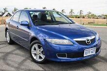 2005 Mazda 6 GG1032 Classic Blue 5 Speed Sports Automatic Sedan Wangara Wanneroo Area Preview