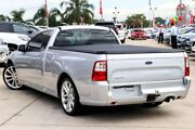 2013 Ford Falcon FG MkII XR6 Ute Super Cab Silver 6 Speed Sports Automatic Utility Blacktown Blacktown Area Preview