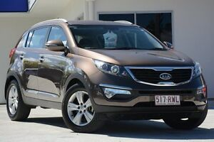 2011 Kia Sportage SL SLi Brown 6 Speed Sports Automatic Wagon Moorooka Brisbane South West Preview