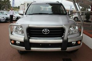 2012 Toyota Landcruiser VDJ200R MY12 Altitude Silver Pearl 6 Speed Sports Automatic Wagon Myaree Melville Area Preview