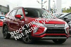 2018 Mitsubishi Eclipse Cross YA MY18 Exceed 2WD Red Diamond 8 Speed Constant Variable Wagon Maroochydore Maroochydore Area Preview