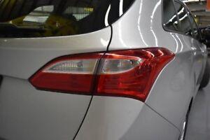 2013 Hyundai i30 GD Active Tourer Silver 6 Speed Sports Automatic Wagon