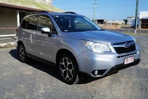 2013 Subaru Forester S4 MY13 2.5i-S Lineartronic AWD Silver 6 Speed Constant Variable Wagon Rockhampton Rockhampton City Preview