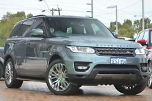 2015 Land Rover Range Rover Sport L494 15.5MY SDV6 CommandShift HSE Scotia Grey 8 Speed Sports Autom Osborne Park Stirling Area Preview