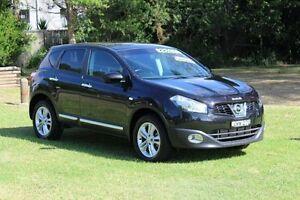 2013 Nissan Dualis J10 MY13 TS (4x2) Black 6 Speed Manual Wagon Port Macquarie Port Macquarie City Preview