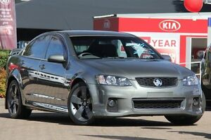 2012 Holden Commodore VE II MY12.5 SV6 Grey 6 Speed Automatic Sedan Zetland Inner Sydney Preview