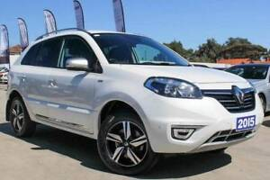FROM $95 PER WEEK ON FINANCE* 2015 RENAULT KOLEOS BOSE WAGON Coburg Moreland Area Preview