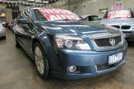 2008 Holden Caprice WM MY08 6 Speed Auto Active Sequential Sedan Mordialloc Kingston Area Preview