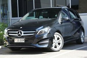 2015 Mercedes-Benz B200 W246 DCT Black 7 Speed Sports Automatic Dual Clutch Hatchback Hilton West Torrens Area Preview