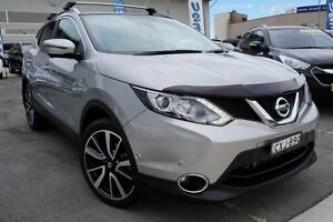 2015 Nissan Qashqai J11 TL Grey 1 Speed Constant Variable Wagon Pearce Woden Valley Preview
